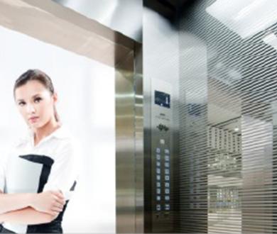 SJ-Victor  MRL 无机房乘客电梯