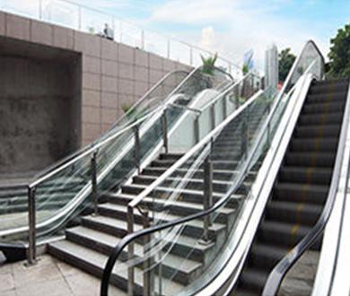 XO-508商用型扶梯