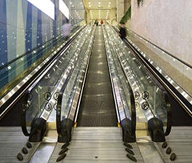 XOP人行道扶梯
