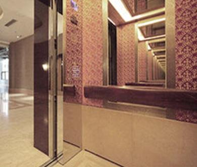 Regen-M能源再生有机房乘客电梯